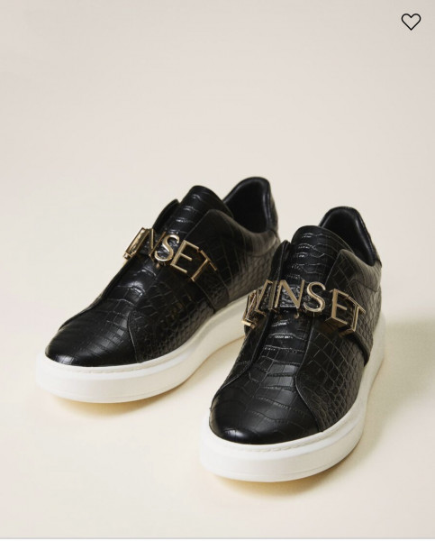 Sneakers von TwinSet jetzt 20% reduziert 239,-€