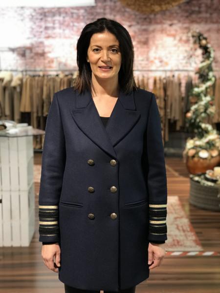Mantel von TwinSet jetzt reduziert von 499,-€
